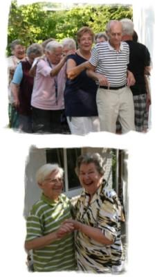 Gemeinschaft im Betreuten Wohnen Calbex